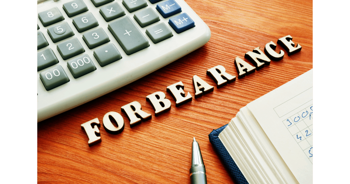 What is forbearance and is it right for me?