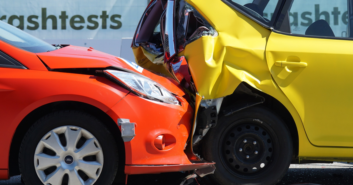 What happens when your car gets written off in an accident?